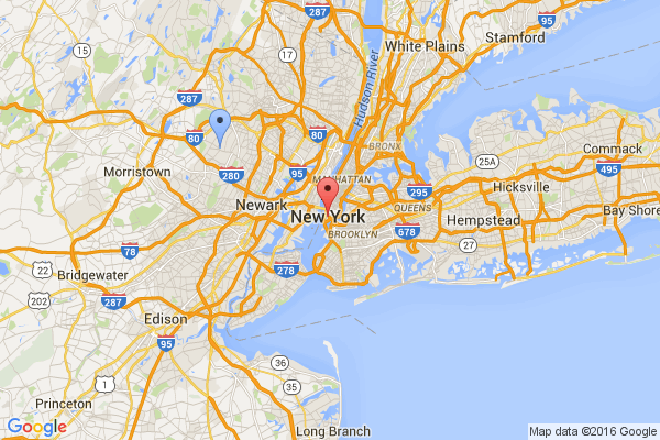 Caldwell - New York City