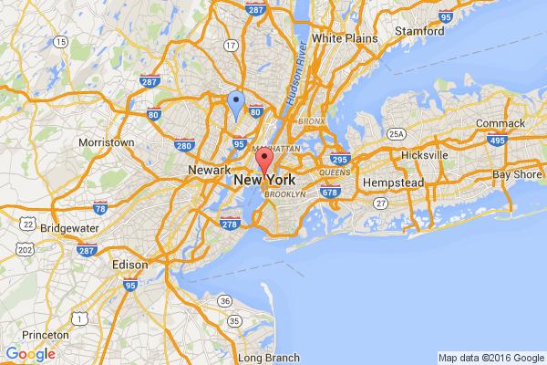 Carlstadt - New York City