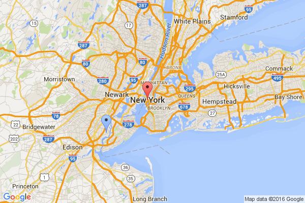 Carteret - New York City