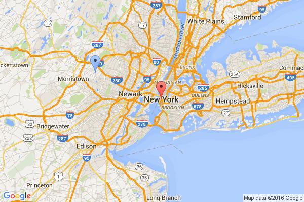 East Hanover - New York City