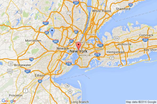 Essex Fells - New York City