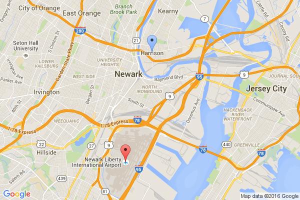 Harrison - Newark Airport