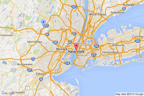 Montville - New York City
