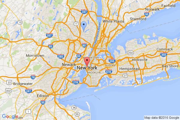 Oradell - New York City