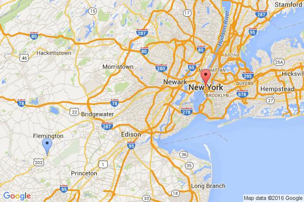 Ringoes - New York City