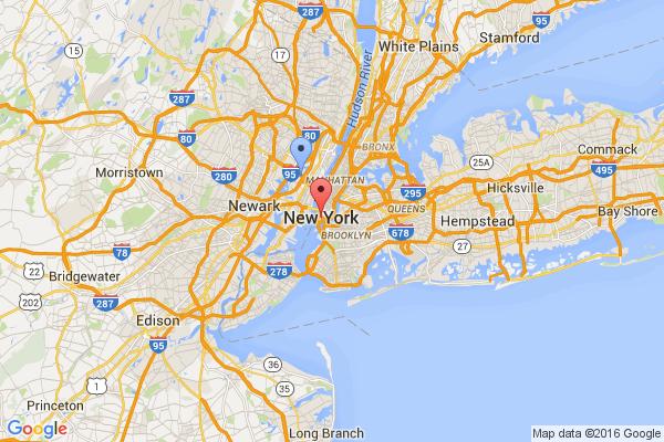Secaucus - New York City
