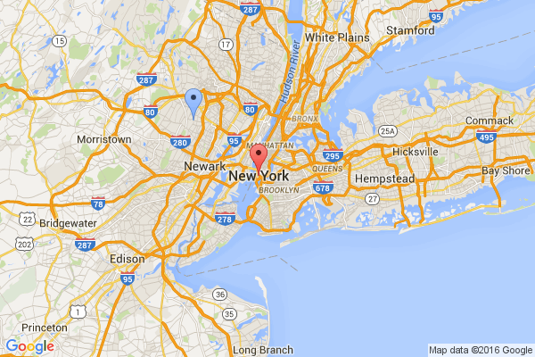 Upper Montclair - New York City