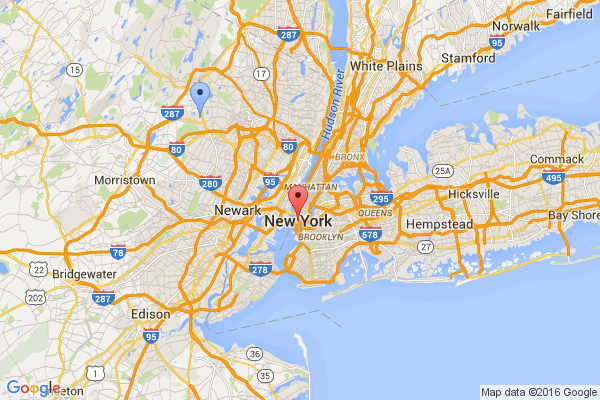 Wayne - New York City