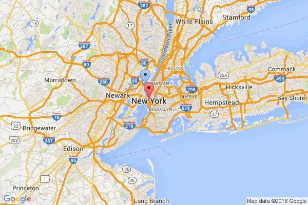 Weehawken - New York City