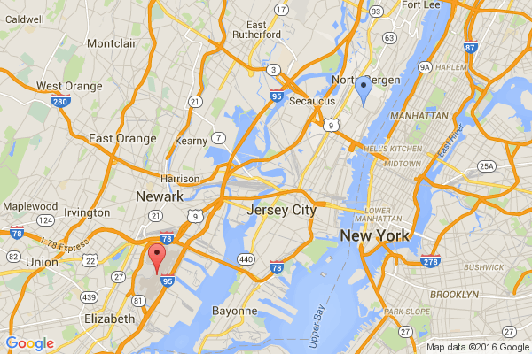 West New York - Newark Airport