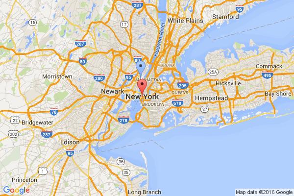 West New York - New York City